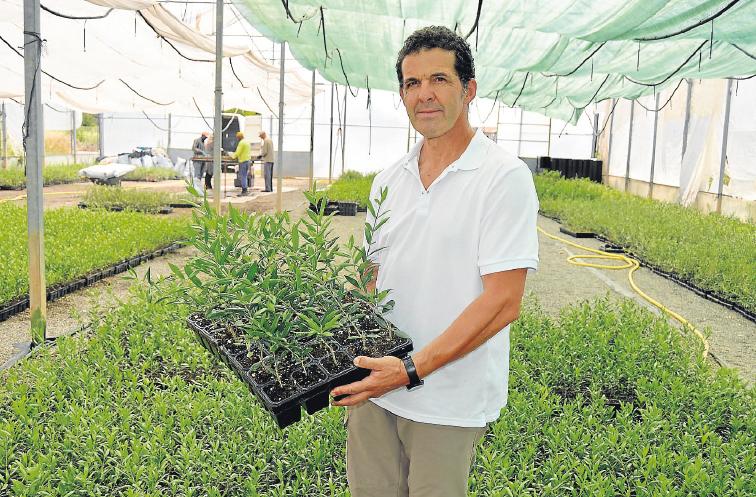 Viveros Somontano en 'Heraldo del Campo'